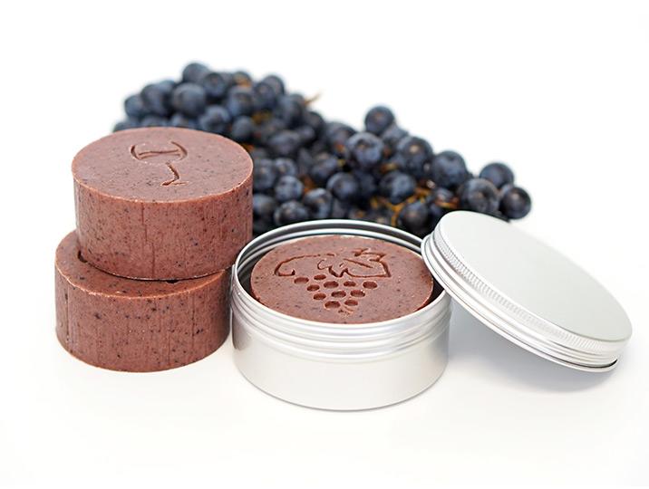 Jabón de vino personalizado