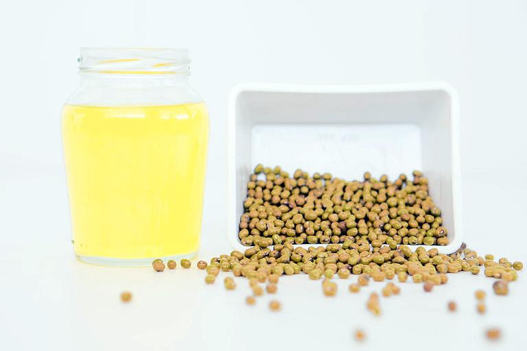 Aceite de soja ecológico y bio