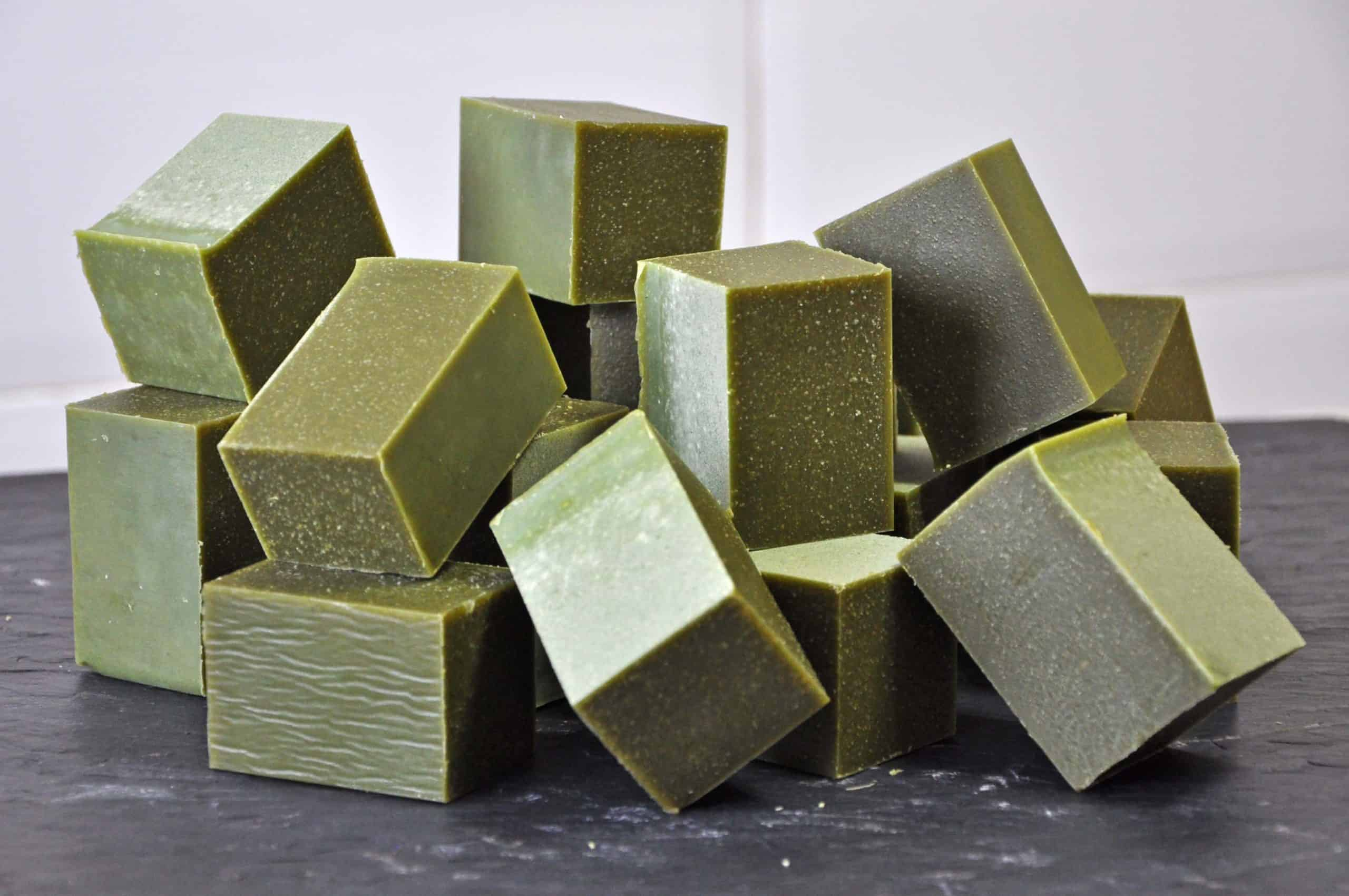 Jabón natural de tepezcohuite